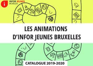 animations Infor Jeunes Bruxelles