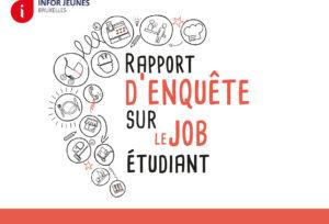 Infor Jeunes Bruxelles a mené l'enquête sur le job étudiant