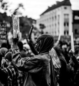 Black women lives matter - Allemagne