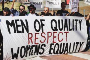 Les hommes de qualité respectent l'égalité