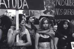 Manifestation Droits à l'avortement en Amérique Latine