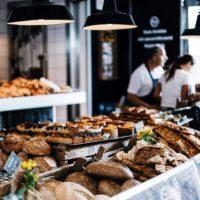 Vente en boulangerie-pâtisserie